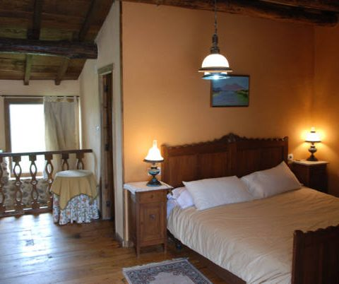 room of the aira sacra apartments
