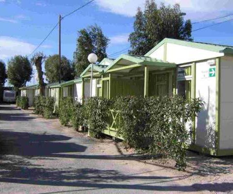 Pet friendly bungalows Costa Blanca camping
