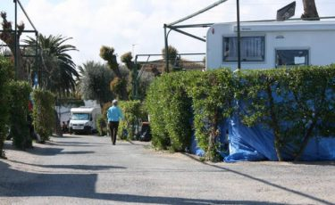 mobile homes in camping costa blanca