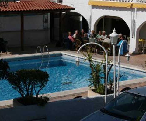 camping costa blanca pool