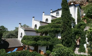 Pet friendly Hotel Albamanjon in Albacete