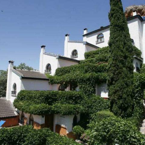 Pet friendly Hotel Albamanjon in Albacete
