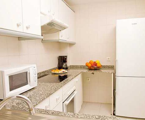 kitchen altea port apartments
