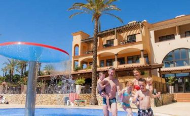 costa dorada pet friendly apartments swimming pool