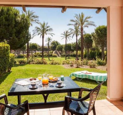 costa dorada pet friendly apartments garden