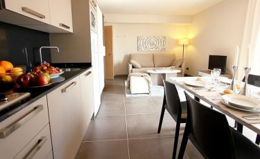 kitchen pet friendly apartments in Barcelona